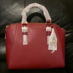 Michael Kors Ciara Large Satchel